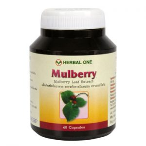Mulberry Leaf Extract Capsule